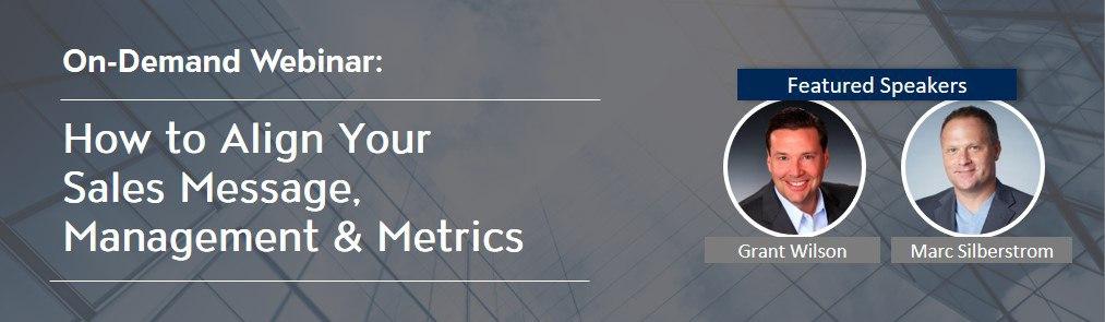 Align Message Management Metrics Banner