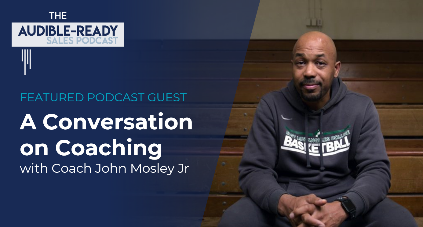 Coach Mosley Podcast - Social Graphic