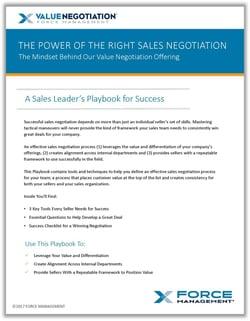 Sales Leaders Playbook - VN eBook
