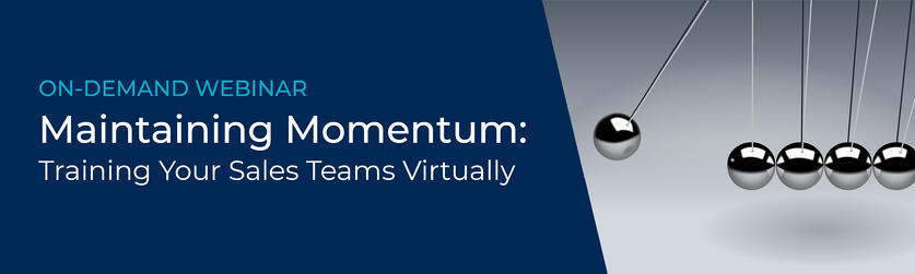 Maintaining Momentum Webinar On-Demand Banner Graphic 2