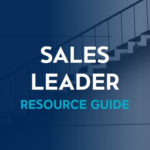 Sales Leader Resource Guide - Pop Up