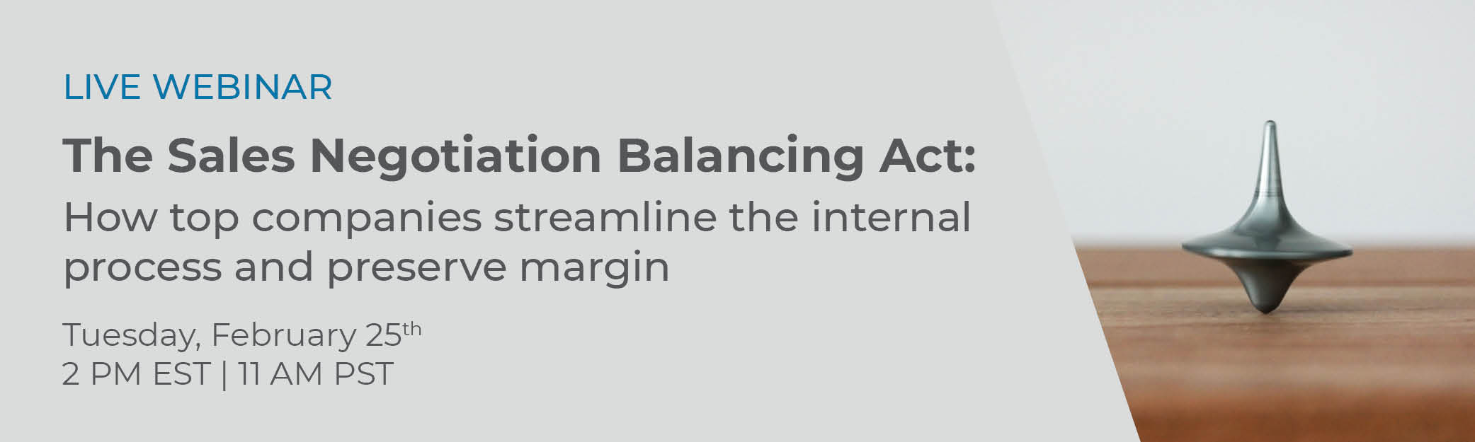 Negotiation Balancing Act Webinar Banner Graphic [updated]