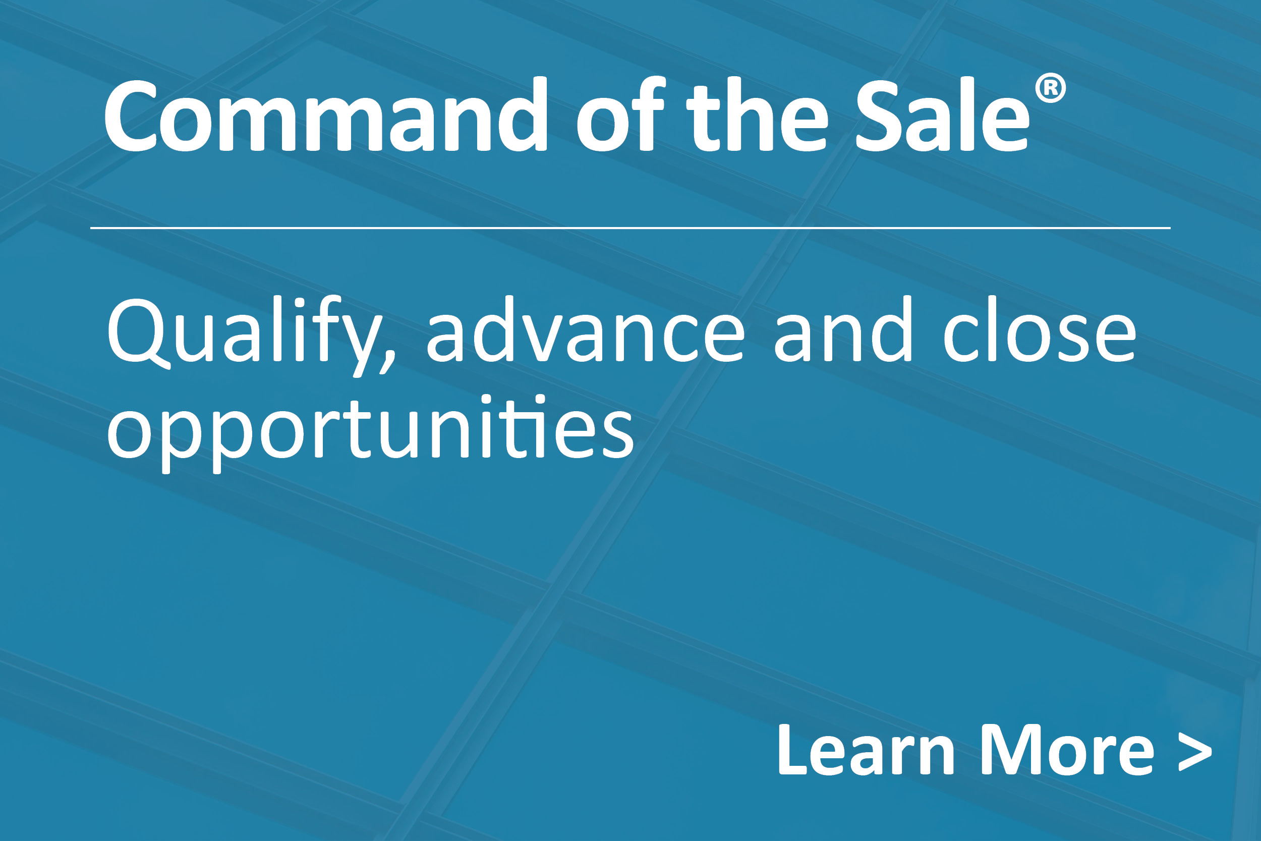 Command of the Sale